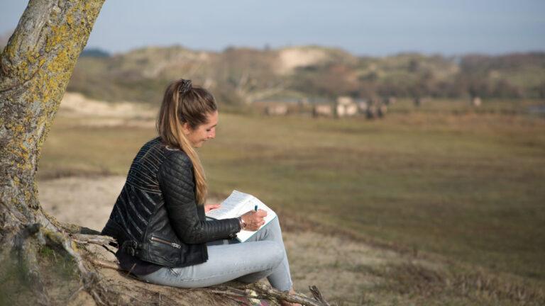 Rust in je hoofd: Ga schrijven!